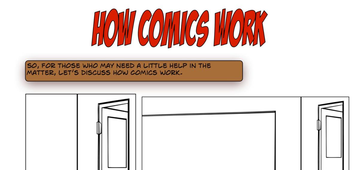 how comics work  u2013 composition 2