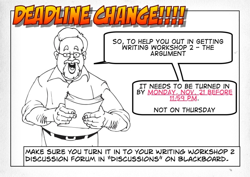 deadline-change