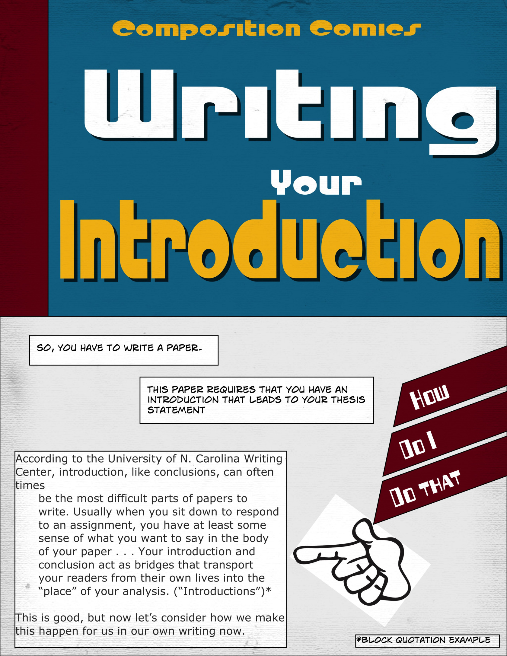 Writing annual student reports